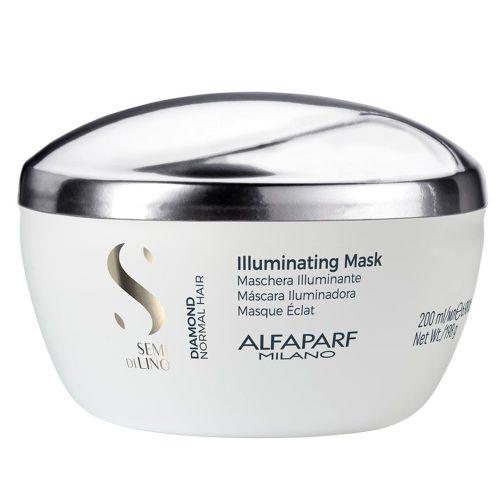 Alfaparf Milano Semi Di Lino Diamond Illuminating Masque